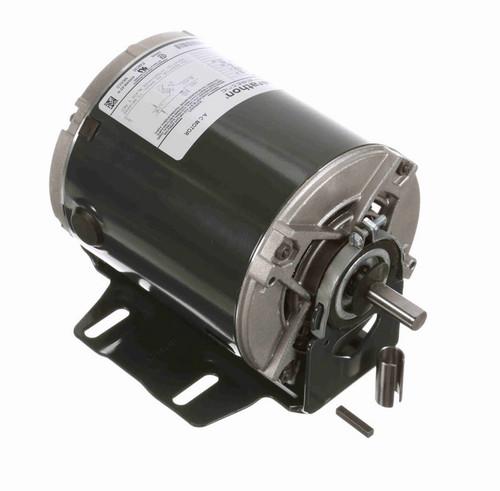 4359 Marathon 1/4 hp (1 speed) 115V 1800 RPM ODP 56Z Frame Resilient Base  Blower Motor