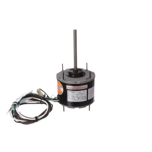 1/6 hp 1075 RPM, 1-Speed, 208-230V, 70°C Condenser Motor Century # FSE1016SF