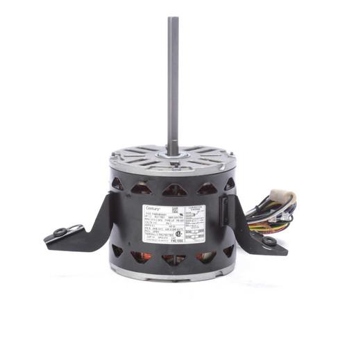 "1/2 hp 1075 RPM 3-Speed 115V 5.6"" Diameter Furnace Motor Century # FML1056"