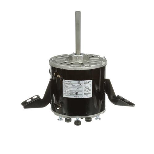 "1/2 hp 1075 RPM 1-Speed 277V 5.6"" Diameter Furnace Motor Century # 9435V1A"