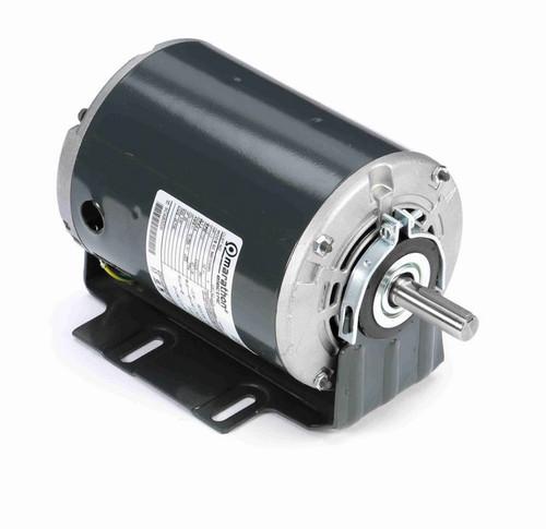 D149 Marathon 1/2 hp (1 speed) 115V 1800 RPM ODP 56 Frame Resilient Base  Blower Motor