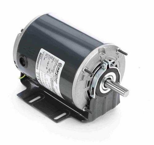 S120 Marathon 1/2 hp (1 speed) 115V 1800 RPM ODP 56 Frame Resilient Base  Blower Motor