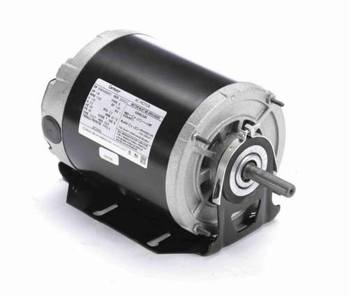 BF2006L Century 1/8 hp (1 speed) 115V 1200 RPM ODP 48 Frame Resilient Base  Blower Motor