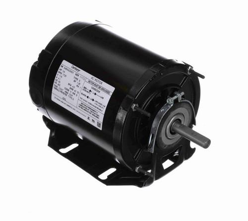 920L Century 1/4 hp (1 speed) 115V 1800 RPM ODP 48Z Frame Resilient Base  Blower Motor