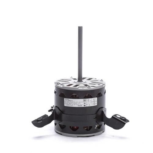 "FM1076 Century 3/4 hp 1075 RPM 3-Speed 208-230V 5.6"" Dia. Furnace Motor Century # FM1076"