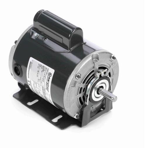 S110 Marathon 1/3 hp (1 speed) 115/230V 1800 RPM ODP 48 Frame Cap Start Resilient Base Motor
