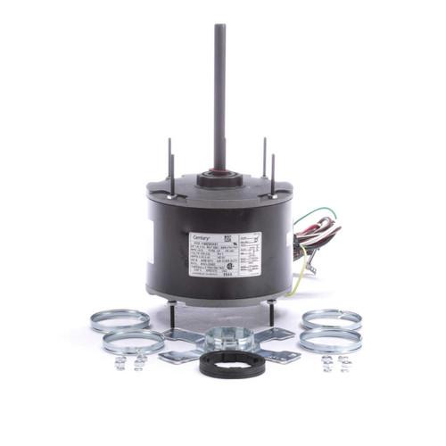 1/6 hp 1075 RPM, 1-Speed, 208-230V, 60°C Condenser Motor Century # 554A
