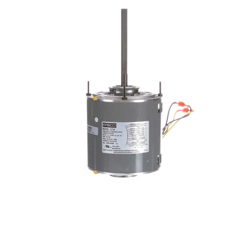 "Fasco D729 Motor | 3/4 hp 1075 RPM 3-Speed 208-230 Volts 5.6"" Diameter Fasco Furnace Motor"