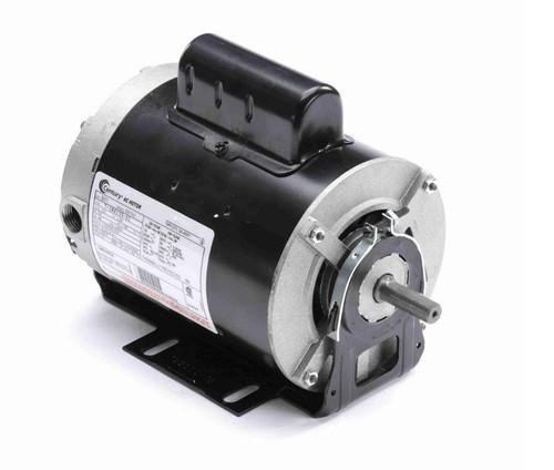 B171 Century 1/3 hp (1 speed) 115/208-230V 3600 RPM ODP 48 Frame Cap Start Resilient Base Motor