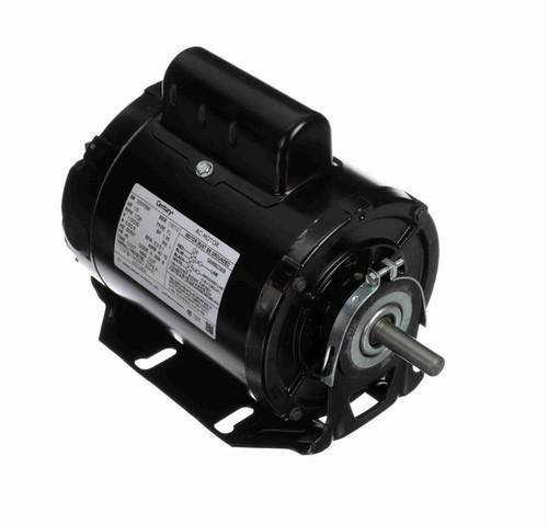 RS1035A Century 1/3 hp (1 speed) 115/230V 1800 RPM ODP 48 Frame Cap Start Resilient Base Motor