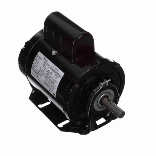 RS1034A Century 1/3 hp (1 speed) 115/230V 1800 RPM ODP 48Z Frame Cap Start Resilient Base Motor