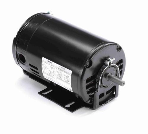 BF1072 Century 3/4 hp (1 speed) 115/208-230V 3600 RPM ODP 48 Frame Cap Start Resilient Base Motor