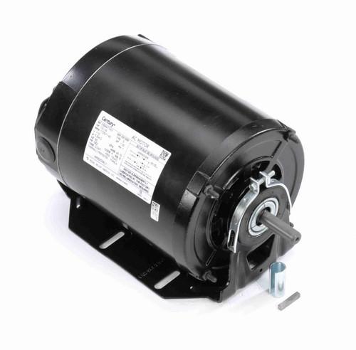 ARB2034L1 Century 1/3 hp (2 speed) 115V 1800/1200 RPM TEAO 56Z Frame Split Phase Resilient Base Motor