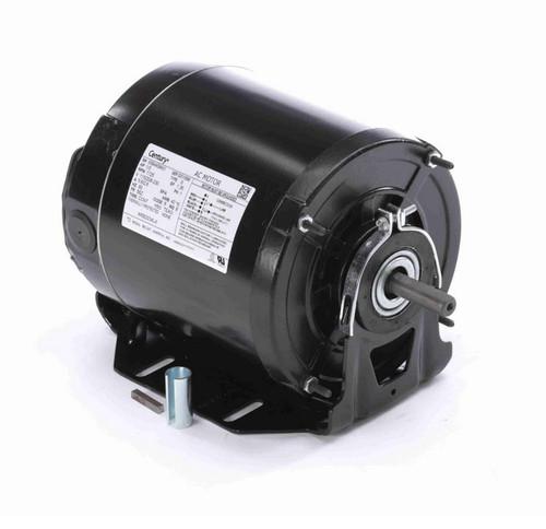 ARB2034L4 Century 1/3 hp (1 speed) 115/ 208-230V 1800 RPM TEAO 56Z Frame Split Phase Resilient Base Motor