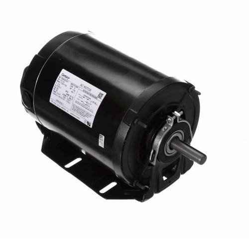 ARB2054L1 Century 1/2 hp (2 speed) 115V 1800/1200 RPM TEAO 56 Frame Split Phase Resilient Base Motor