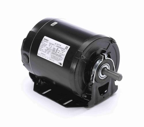 ARB2054L3 Century 1/2 hp (2 speed) 115/208-230V 1800/1200 RPM TEAO 56 Frame Split Phase Resilient Base Motor