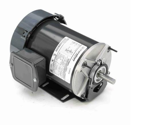 H233 Marathon 1/6 hp (1 speed) 115V 1800 RPM TEFC 48 Frame Split Phase Resilient Base Motor