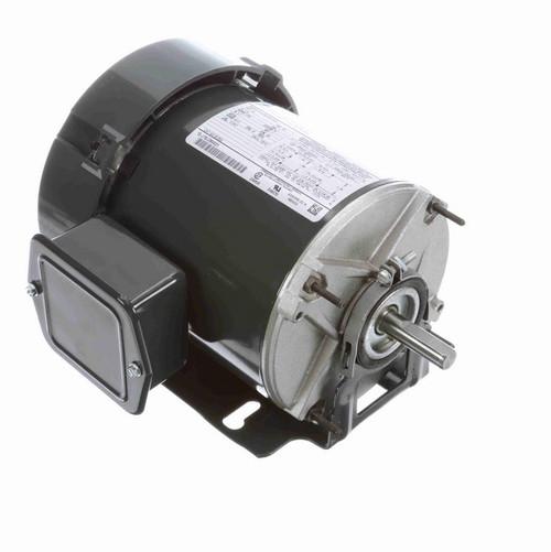 B1502 Marathon 1/4 hp (1 speed) 115V 1800 RPM TEFC 48 Frame Split Phase Resilient Base Motor