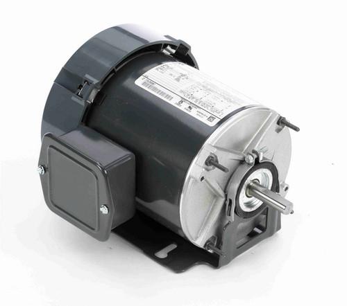 H234 Marathon 1/4 hp (1 speed) 115V 1800 RPM TEFC 48 Frame Split Phase Resilient Base Motor