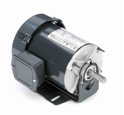 H236 Marathon 1/3 hp (1 speed) 115V 1800 RPM TEFC 56 Frame Split Phase Resilient Base Motor