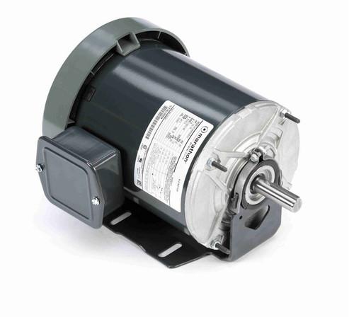 HG191 Marathon 1/2 hp (2 speed) 115V 1800/1200 RPM TEFC 56 Frame Split Phase Resilient Base Motor