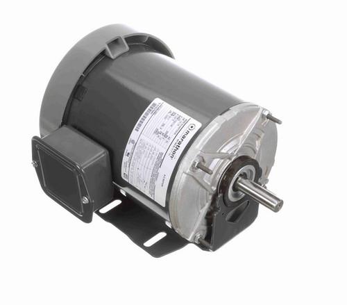 H293 Marathon 1/2 hp (2 speed) 230V 1800/1200 RPM TEFC 56 Frame Split Phase Resilient Base Motor