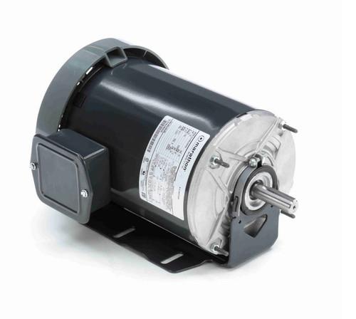 HG188 Marathon 1/2 hp (1 speed) 115V 1200 RPM TEFC 56 Frame Split Phase Resilient Base Motor