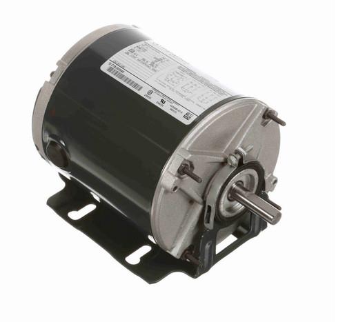 K281 Marathon 1/4 hp (1 speed) 230/460V 1800 RPM TENV 48 Frame 3 Phase Resilient Base Motor