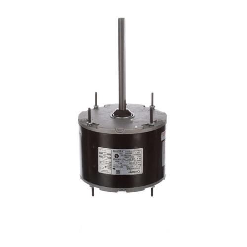 FSE1016 Century 1/6 hp 1075 RPM, 2-Speed, 208-230V, 60°C Condenser Motor