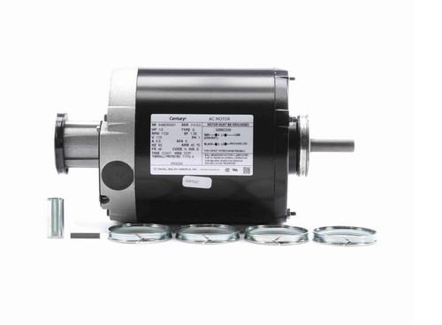 AR2034 Century 1/3 hp (1 speed) 115V 1800 RPM ODP 48 Frame Split Phase Resilient Base Motor