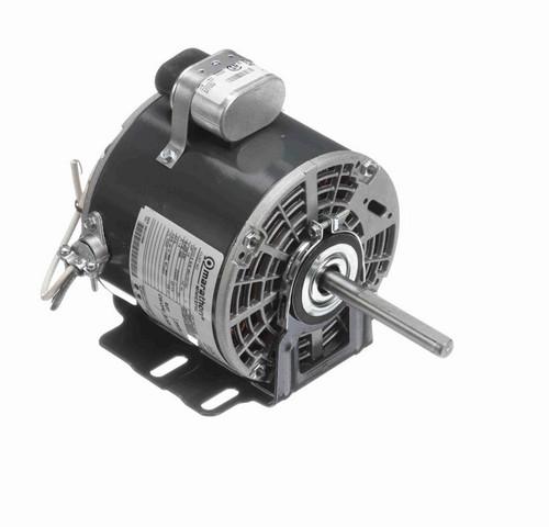 X230 Marathon 1/3 hp 208-230V 1625 RPM OPAO 48Y Frame PSC Commercial Refrigeration Motor
