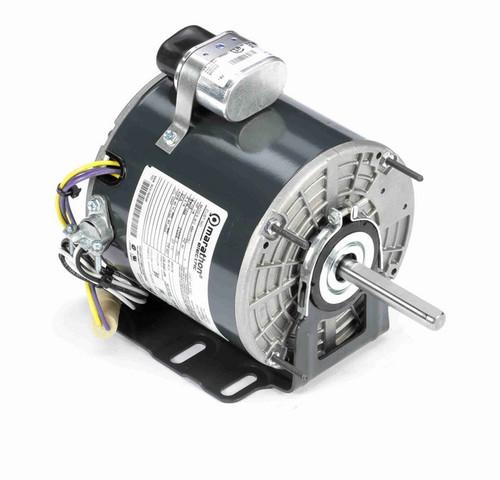 X301 Marathon 1/6 hp (1 speed) 115V 1800 RPM TEAO 48Z Frame PSC Resilient Base Motor