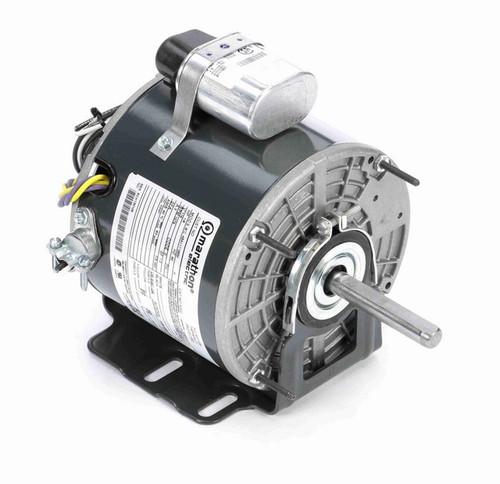 X302 Marathon 1/6 hp (1 speed) 115V 1200 RPM TEAO 48Z Frame PSC Resilient Base Motor
