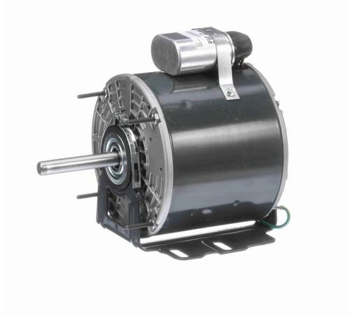 X303 Marathon 1/4 hp (1 speed) 115V 1200 RPM TEAO 48Z Frame PSC Resilient Base Motor