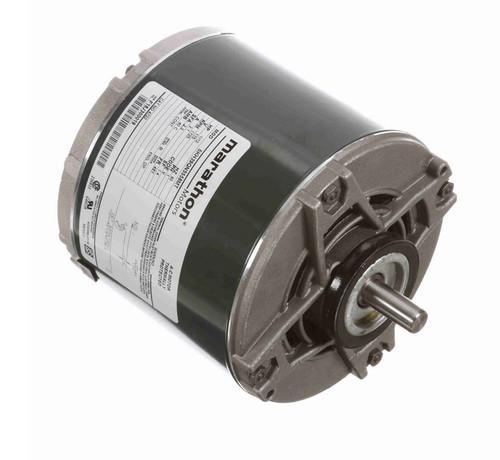 4722 Marathon 1/12 hp (1 speed) 115V 1800 RPM ODP 48Y Frame Split Phase Circulator Pump Motor