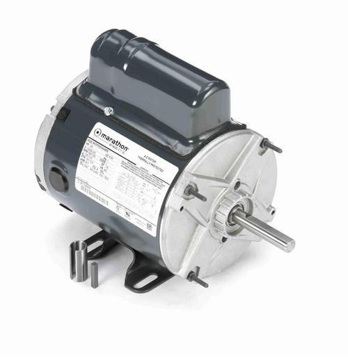 PG240 Marathon 1/20 hp (1 speed) 115/200-230V 1800 RPM TENV 48Z Frame PSC Rigid Base Motor