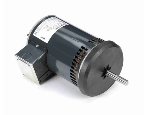 X235 Marathon 1 hp (1 speed) 200-230/460V 1200 RPM DPAO 56Y Frame 3 phase Canopy Motor