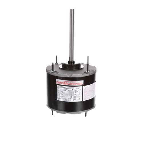 FSE1026SV1 Century 1/4 hp 1075 RPM, 1-Speed, 208-230V, 60°C Condenser Motor