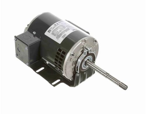 X601 Marathon 1/3 hp (1 speed) 115/208-230V 1800 RPM ODP 56Z Frame PSC Resilient Base Motor