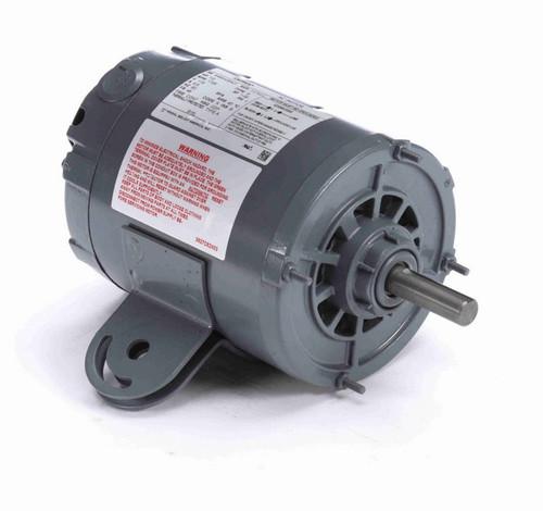 915L Century 1/2 hp (1 speed) 115V 1800 RPM ODP 48 Frame PSC Pedistal Fan Motor