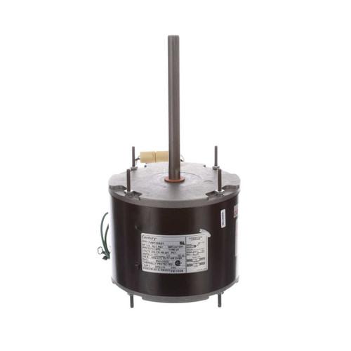 FE1026 Century 1/4 hp 1075 RPM, 2-Speed, 208-230V, 60°C Condenser Motor