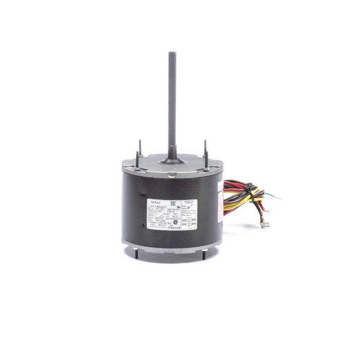 Model 7FSE1026 Century 1/4 hp 1075 RPM, 2-Speed, 277 Volt, 60°C Condenser Motor