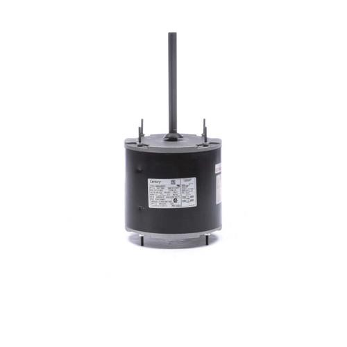 1/3 hp 1075 RPM, 2-Speed, 208-230V, 60°C Condenser Motor Century # FE1036