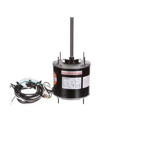 FE1036SF Century 1/3 hp 1075 RPM, 1-Speed, 208-230V, 70°C Condenser Motor