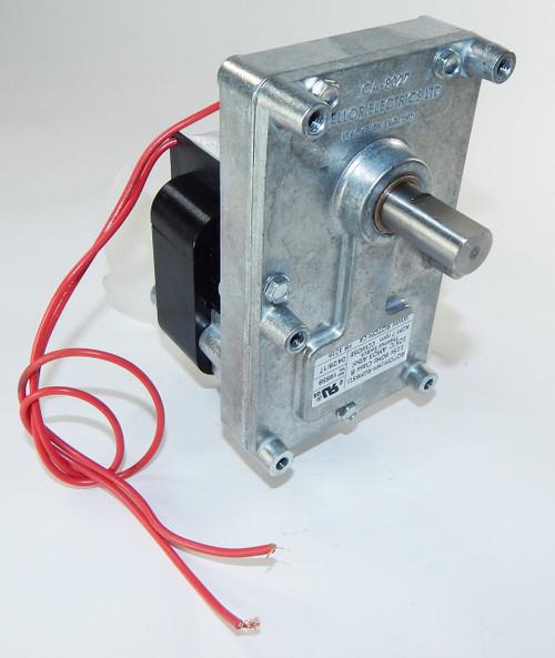 HM-RGM651 | Pellet Stove Auger Gear Motor 7 RPM, 115V 1.0 amps (EMC6216, V07959ABD9)