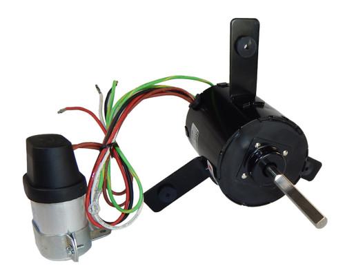 R3-R348 | Vanee Heat Recover Motor M1703 1/15 hp, 1550 RPM, 115 volts