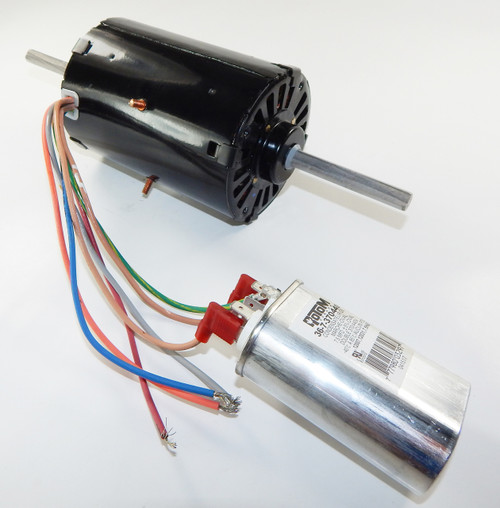 R3-R366 | Venmar Make Up Air Motor 02100, 1/7 hp, 1630 RPM, 115 volts