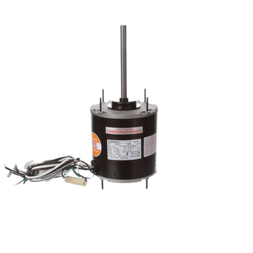 FE1076SF Century 3/4 hp 1075 RPM, 1-Speed, 208-230V, 70°C Condenser Motor