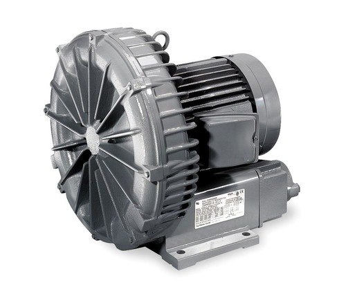 VFC400P-5T Fuji Regenerative Blower 1 hp, 8.6/4.3 amps, 115/230V