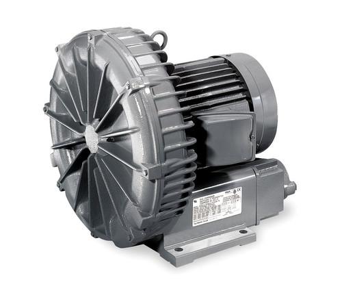 VFC400P-5T Fuji Regenerative Blower 1 hp, 8.6/4.3 amps, 115/230V